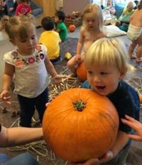 Toddler Pumpkin Fest