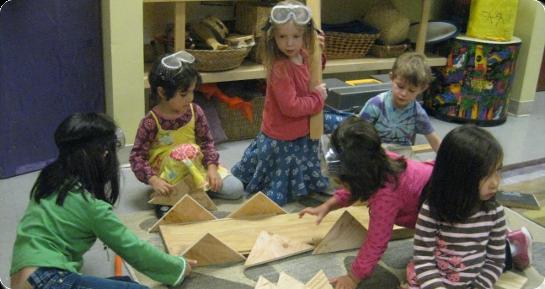 Leading Private Preschool in San Francisco, CA - C5 Children's School