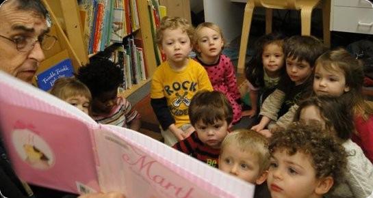 Pre Kindergarten Programs in San Francisco, CA - C5 Children's School