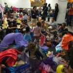 Music and movement at the Fall Family Festival