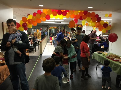 The Fall Family Festival happens every year at C5