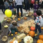 Great fun in the Fall Family Festival Pumpkin Patch